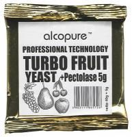 Спиртовые дрожжи Alcopure Turbo Fruit Professional